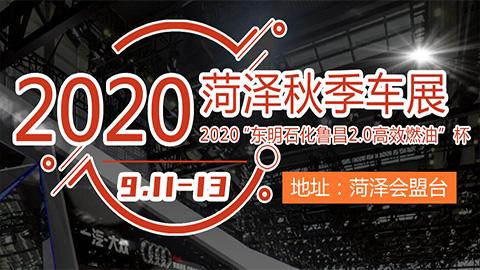 2020菏泽秋季车展