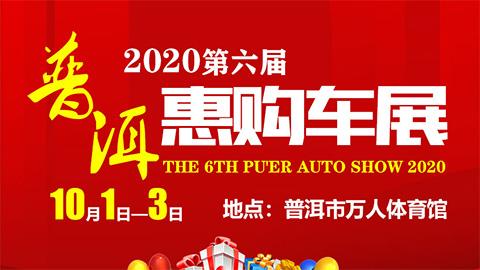 2020普洱第六届惠购车展