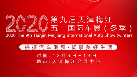 2020第九届天津梅江五一国际车展(冬季)