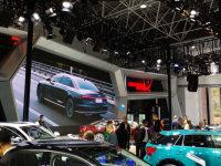 2020鄂尔多斯第二十一届国际车展火爆启幕