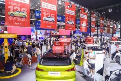十一黄金周购车狂欢节即将开启,西安国际车展与你相约!
