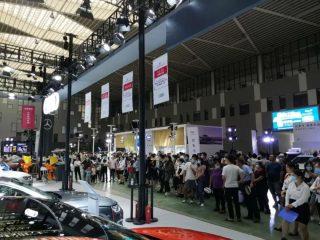 2020第二十二届东营(秋季)汽车博览会顺利闭幕
