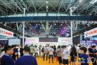 第十届中国-东盟(柳州)汽车工业博览会盛大开幕!