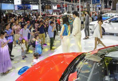 年度底价买好车就去杭州西博车展