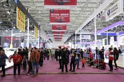贵阳汽车文化节:原来,你是这样的车展