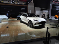 2020北京车展:阿斯顿·马丁DBX定制版售259.80万元起