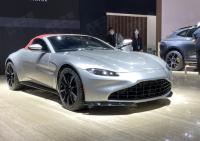 2020北京车展探馆:阿斯顿·马丁V8 Vantage敞篷版
