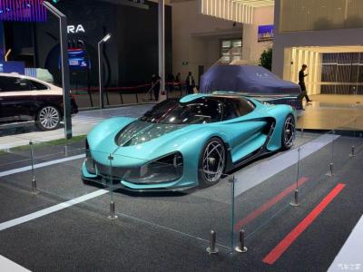 2020北京车展:红旗S9概念跑车国内首发