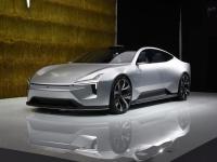 2020北京车展:极星Precept概念车亮相