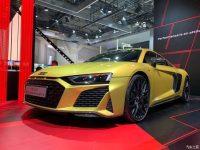 2020北京车展:新款奥迪R8实车正式亮相