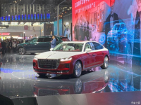 2020北京车展:红旗H9+实车全球首发