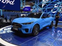 2020北京车展:福特Mustang Mach-E亮相