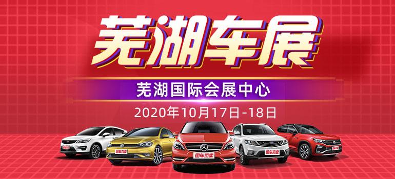 2020芜湖第十四届惠民团车节