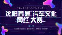2020沈阳国际车展汽车文化网红大赛