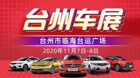 2020台州第八届惠民团车节