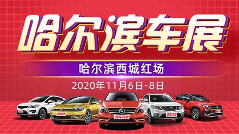 2020第三十五届哈尔滨惠民车展