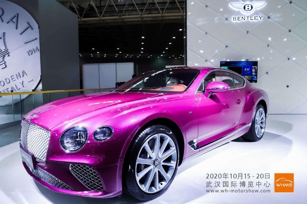 武汉国际汽车展