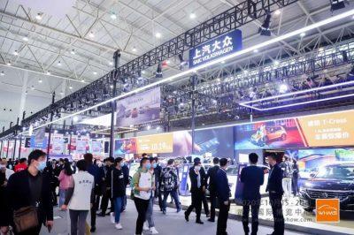 驱动汽车消费新引擎——第二十一届武汉国际汽车展览会耀世启幕