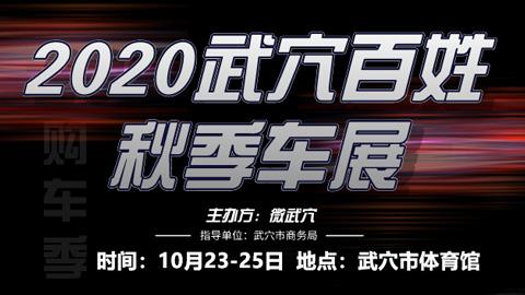 2020年中国武穴秋季百姓车展