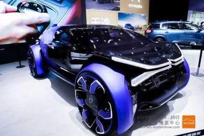 武汉国际车展互动丰富多彩引人入胜