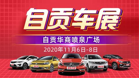 2020第十一届自贡惠民车展