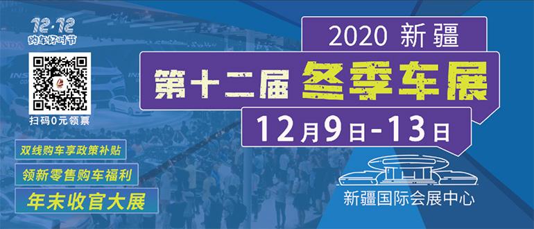 2020第十二届新疆冬季车展