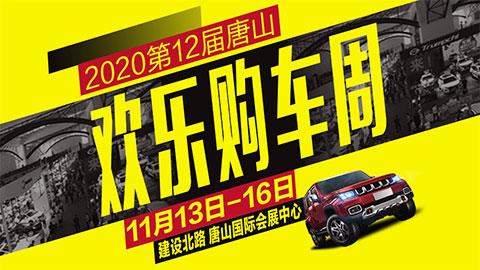 2020第12届唐山欢乐购车周