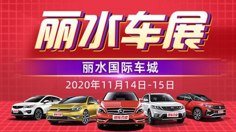 2020麗水第九屆惠民車展