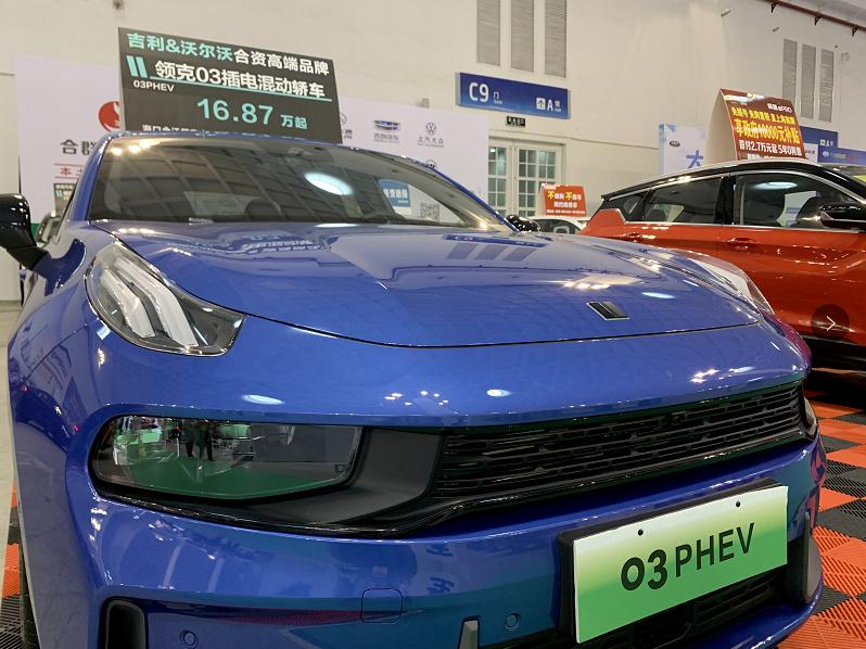 海南新能源车展