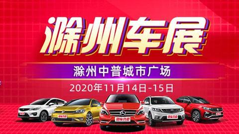 2020滁州第五屆惠民車展