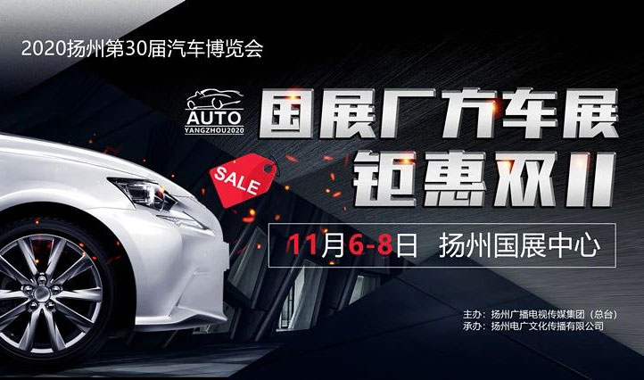扬州汽车博览会特价车