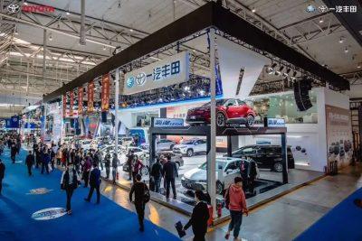 西北B级车展新疆3.15国际车展回顾