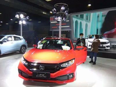 2020中国·洛阳河洛国际汽车博览会今日盛大开幕!