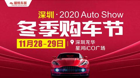 2020年深圳龙华冬季车展