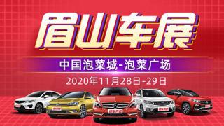 2020眉山第七届惠民车展