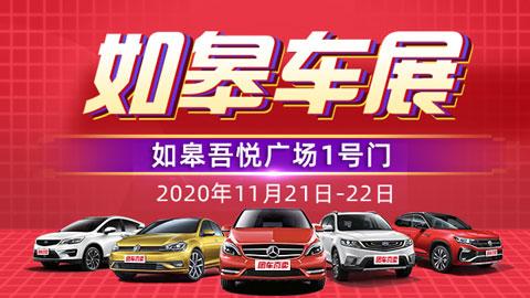 2020第七届如皋惠民车展
