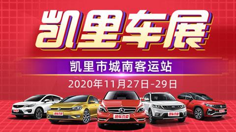 2020黔东南州冬季国际惠民团车节