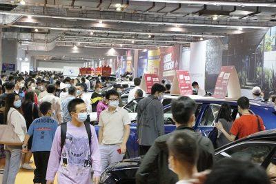 广州国际采购车展开幕首日斩获新车1587台
