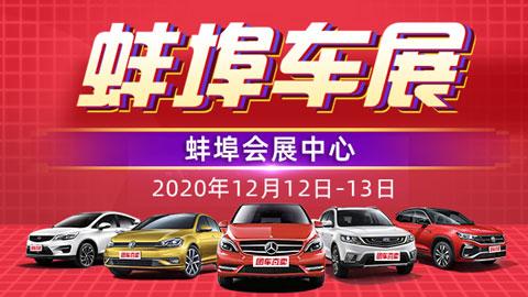2020蚌埠第十三届惠民车展