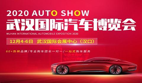 2020武汉汽车博览会(12月展)