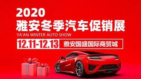 2020雅安冬季汽车促销展