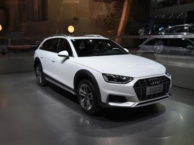2020广州车展:新款奥迪A4 allroad亮相