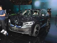 2020广州车展:全新宝马iX3售46.99万起