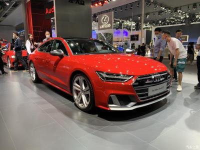 2020广州车展:新一代奥迪S7 Sportback