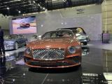 2020广州车展:欧陆GT Mulliner敞篷版