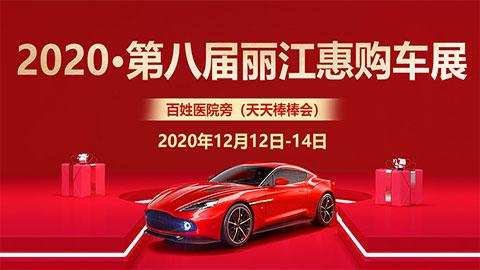 2020丽江第八届惠购车展