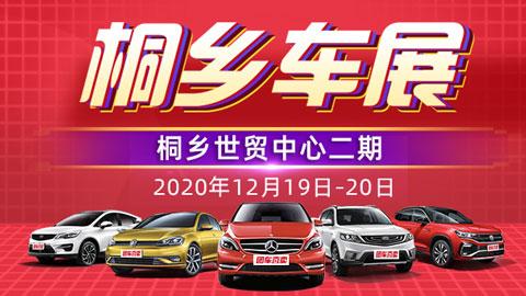 2020桐乡第五届惠民车展