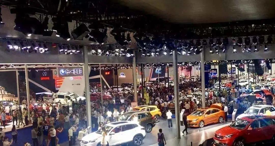新疆315国际车展