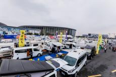 2020上海国际房车展圆满落幕,2021房车首展扬帆起航