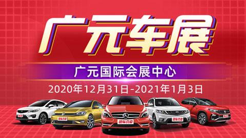 """2020广元""""龙潭里""""金街第九届惠民汽车节"""